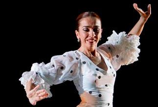 Isabel Bayón Premio Nacional de Danza
