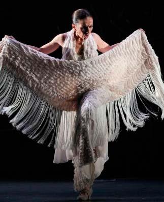 Isabel Bayón Premio Nacional de Danzav